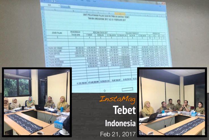Internal Meeting UPPRD Tebet