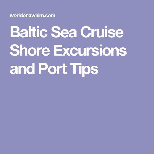 Baltic & Scandinavian Cruises - Princess Cruises