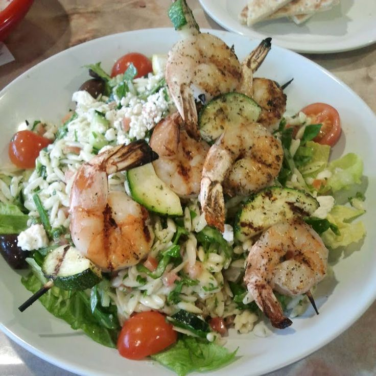 Zoes Kitchen _ Salad