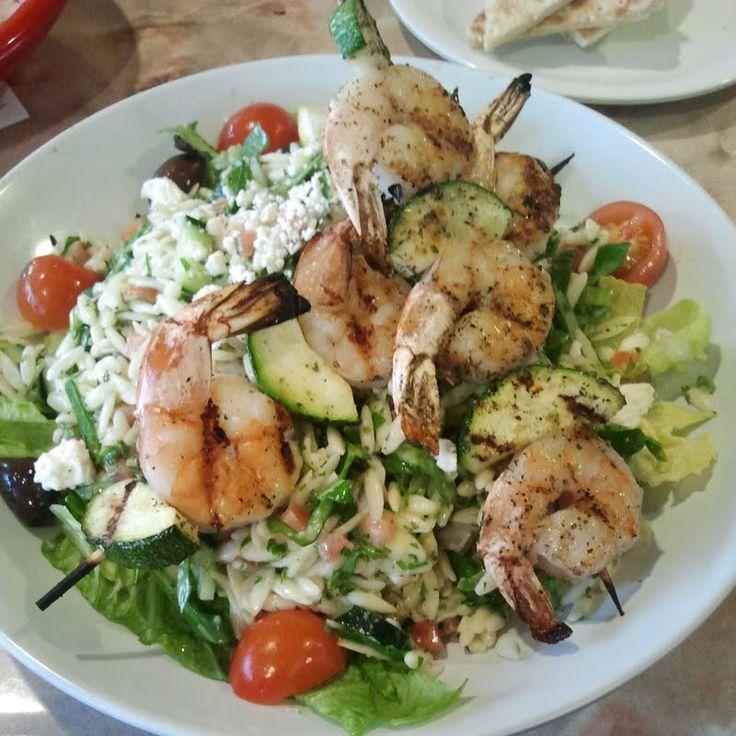 Zoes Kitchen Orzo Tabouli Salad Recipe