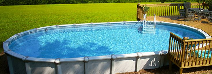 87 best images about above ground sunken pools on - Largest above ground swimming pool ...