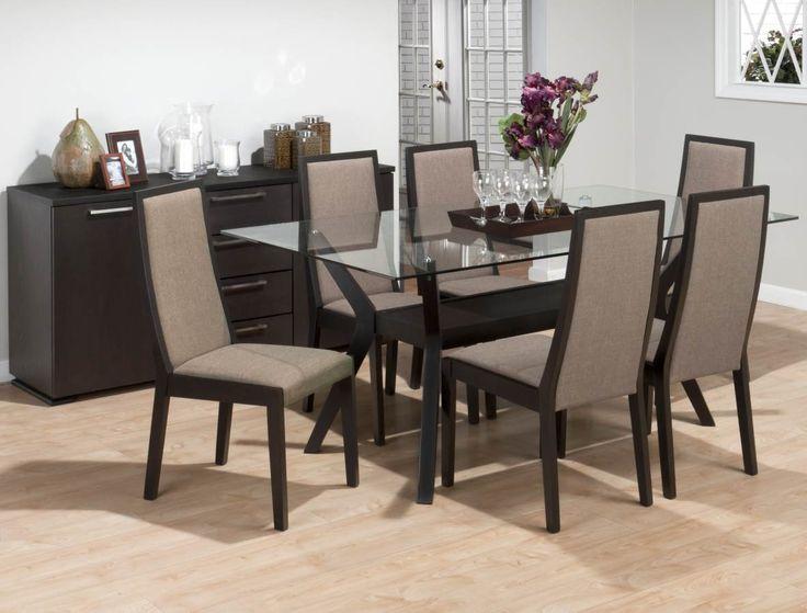 Rectangular Gl Dining Tables Shapeyourminds