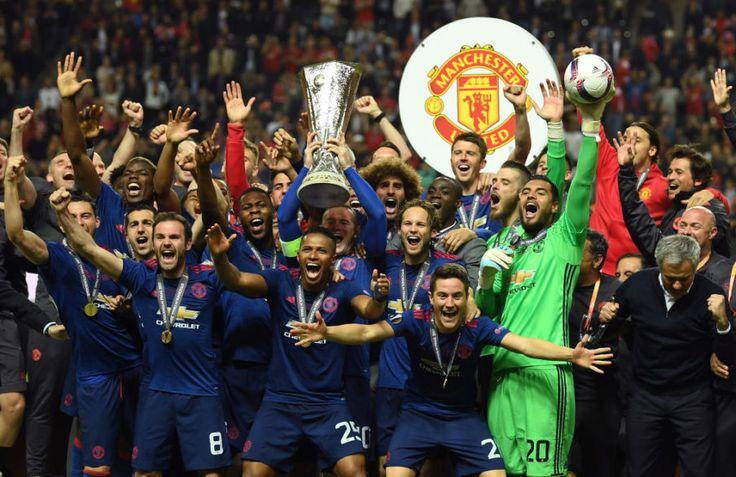 [Video] Juara Liga Europa, Manchester United Kembali Ke Liga Champions