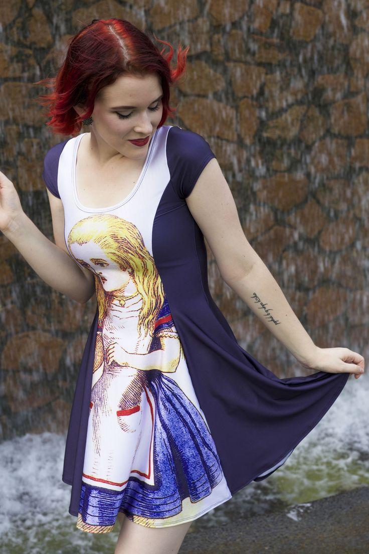 Drink Me Princess Dress - $89 AUD