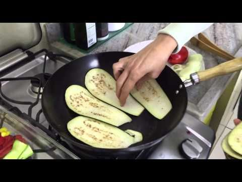 Caponata de Legumes Grelhados e Marinados - YouTube
