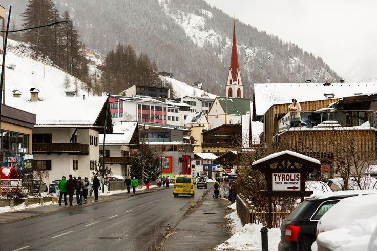 High quality photos from the great ski resort Sölden in Austria. See more photos at http://www.skiferietips.dk/oestrig/soelden