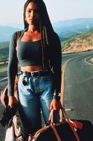 Janet Jackson in Poetic Justice | 23 Perfect Halloween Costume Ideas For People With Natural Hair