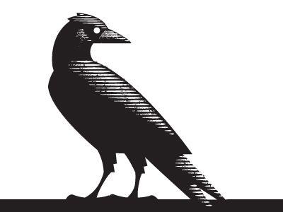 Best 25 crow logo ideas on pinterest crow tattoos crow mr crow sciox Choice Image