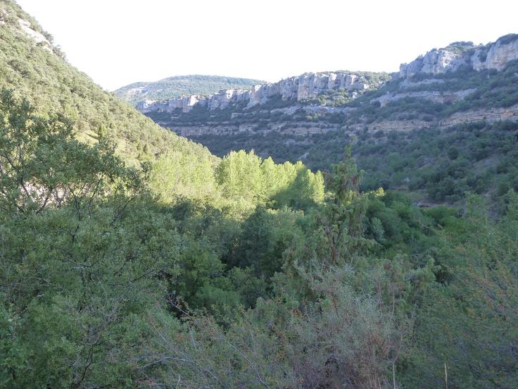 Cañon de Valdelateja   Burgos