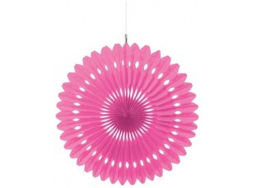 Pink Fan Decoration | Whish.ca