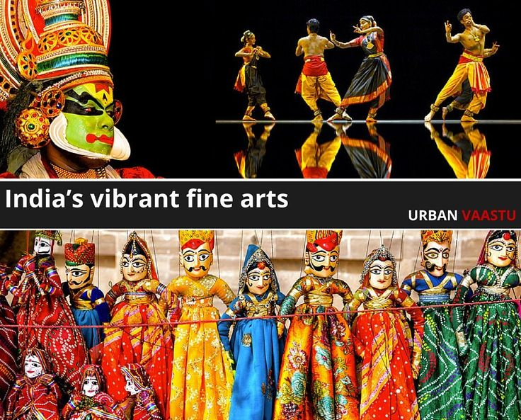India's cultural and fine #art traditions, including #painting, #music and dance, have withstood influences from around the world for centuries.