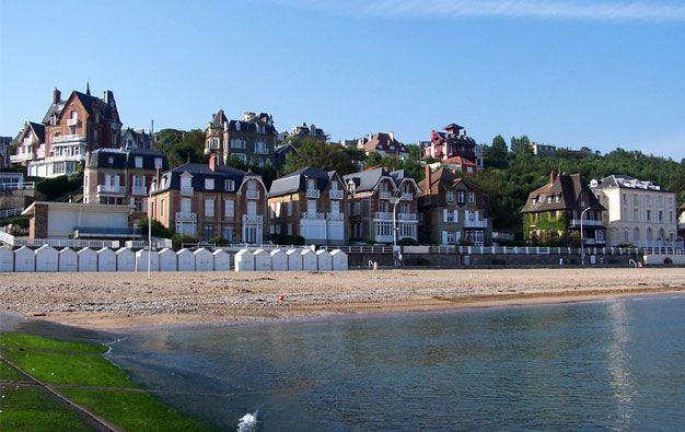 Villers-sur-Mer, sa falaise aux fossiles
