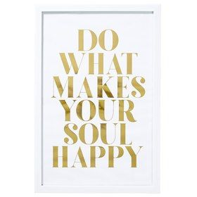 Kmart   Happy Soul Print  $12