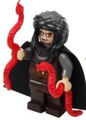 Hassansin Leader - LEGO Prince of Persia Minifigure by LEGO. $4.95. Prince of PErsia. LEGO Minifigure. Collectible LEGO minifigure from the Prince of Persia series. Stands just under 2 inches tall.