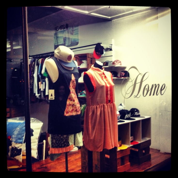 Home Clothing Store in Taihape, NZ