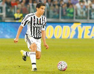 Blog Esportivo do Suíço: Juventus oficializa ida de Hernanes para o futebol da China