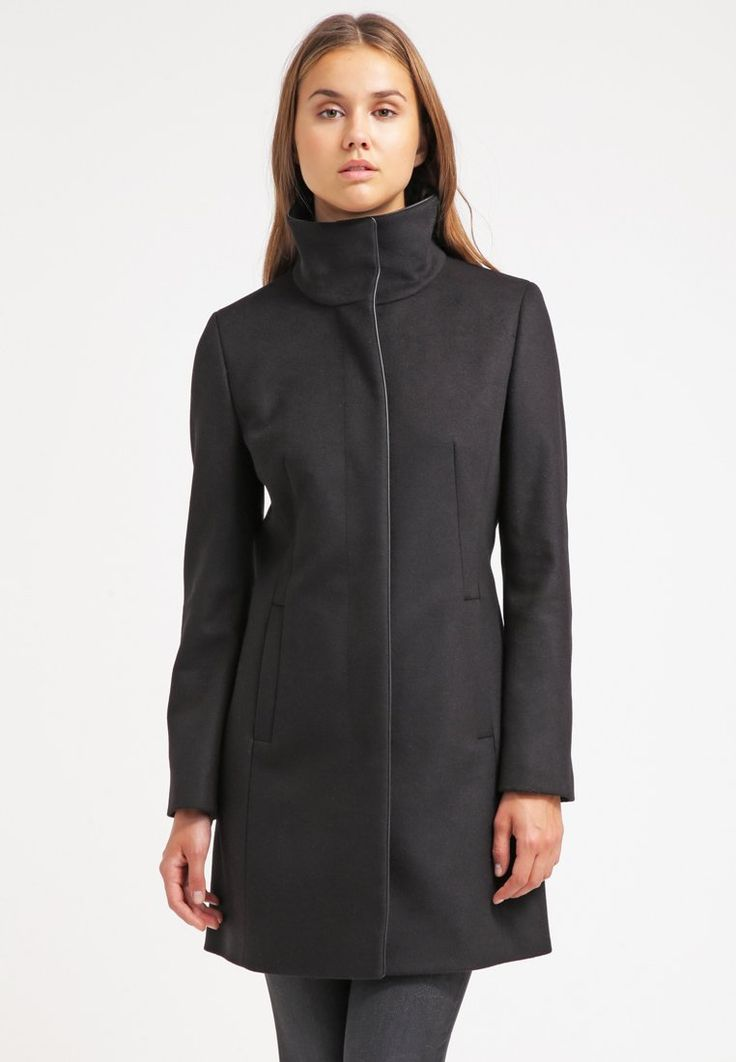 HUGO MALUBA Manteau classique black prix Manteau Femme Zalando 480.00 €
