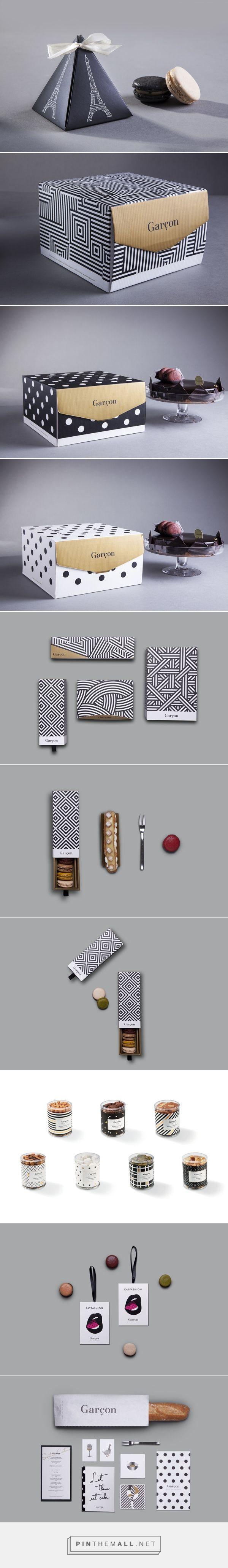 Garçon on Behance | Brownfox Studio