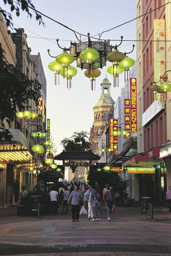 Chinatown in Sydney   Photo Credit: North Sullivan