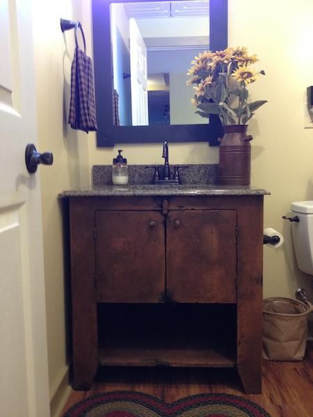 17 Best images about Primitive bathrooms on Pinterest | David ...