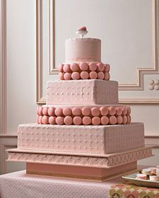 A Little Slice of Heaven :  wedding cake Mwd102801 The French Confection