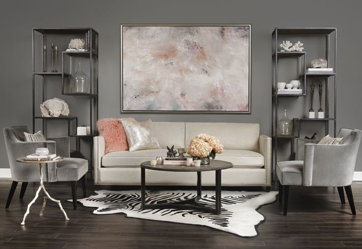 Pink Living Room Ideas: 38 Best Images About Living Rooms-WOW Factor On Pinterest