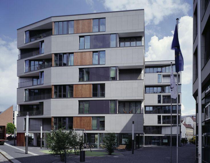 Residence Brahmsquartier | CARSTEN ROTH ARCHITEKT