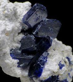 Henmilite (rare) from Fuka mine, Okayama Prefecture, Japan