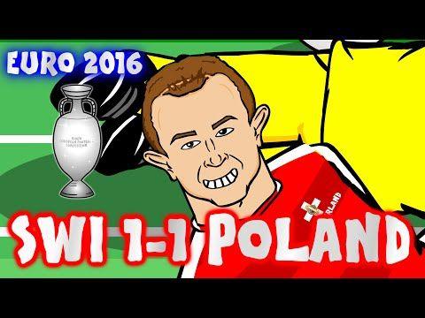 Amusing Arsene Wenger-Granit Xhaka joke in Poland-Switzerland 442oons video