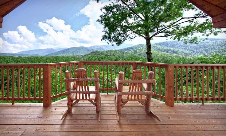 Groupon 2 night cabin stay for up to 16 at elk springs for Groupon gatlinburg cabin