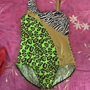 Other - Girls Gymnastics Leotard