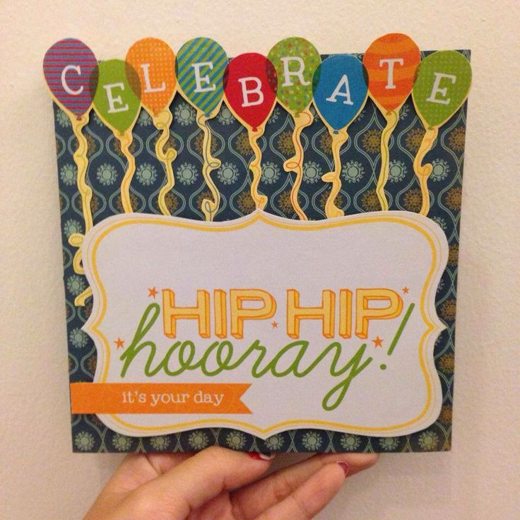 Birthday card for your friend