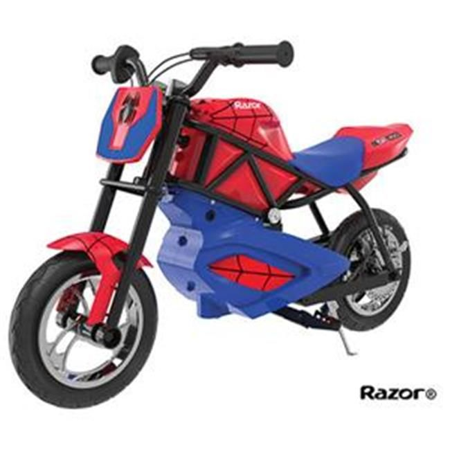 Pin By Dini Fazrina On Kid Beds Sport Bikes Spiderman Kids Ride On Toys