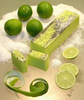 Sabonete artesanal natural