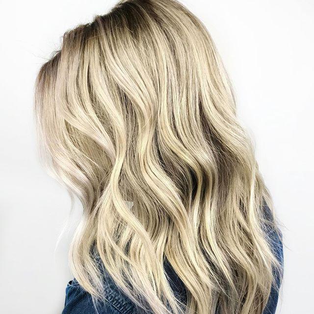 Shades Of Beige Hair By Chancellar Chancellarwelch Fox And Jane Colorado Springs Colorado Foxandjane Coloradosp Beige Hair Spring Hairstyles Balayage Hair