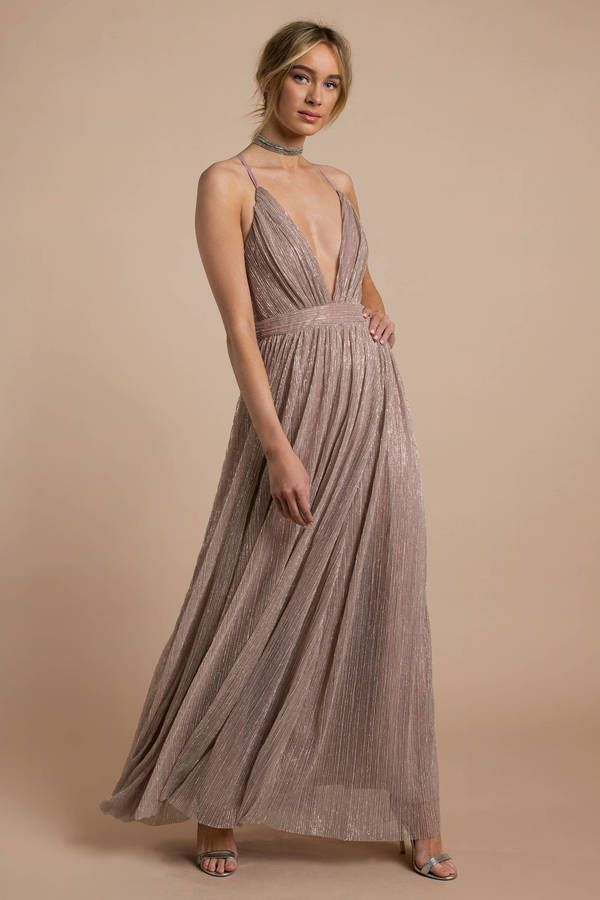 Looking for the Stay A Minute Mauve Maxi Dress   183f4a5ad