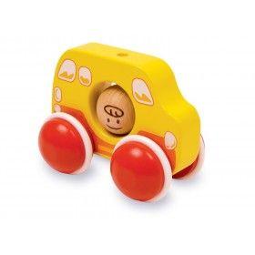 Moje prvé autíčko