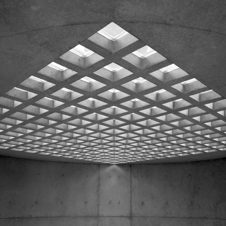 YALE university.  Detail of the Yale Center for British Art, designed by American architect Louis I. Kahn and opened to the public in 1977. The Center holds the largest collection of British art outside the United Kingdom. Admission to the Center is always free, 6 days a week, all year round. Learn more about the Yale Center for British Art.