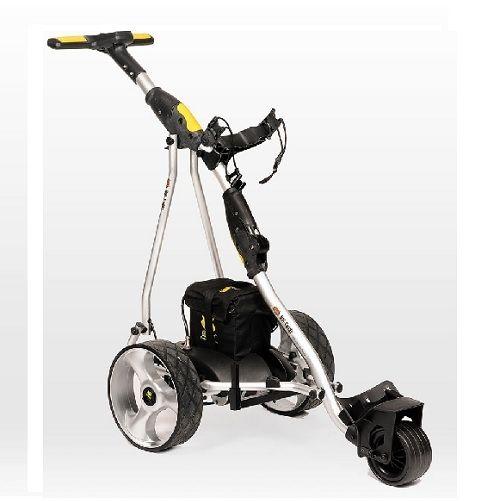 Bat-Caddy X3 Pro - Electric Golf Caddy   For more details visit https://www.sunrisegolfcarts.com/Bat-Caddy-p/bc-x3p-ca.htm