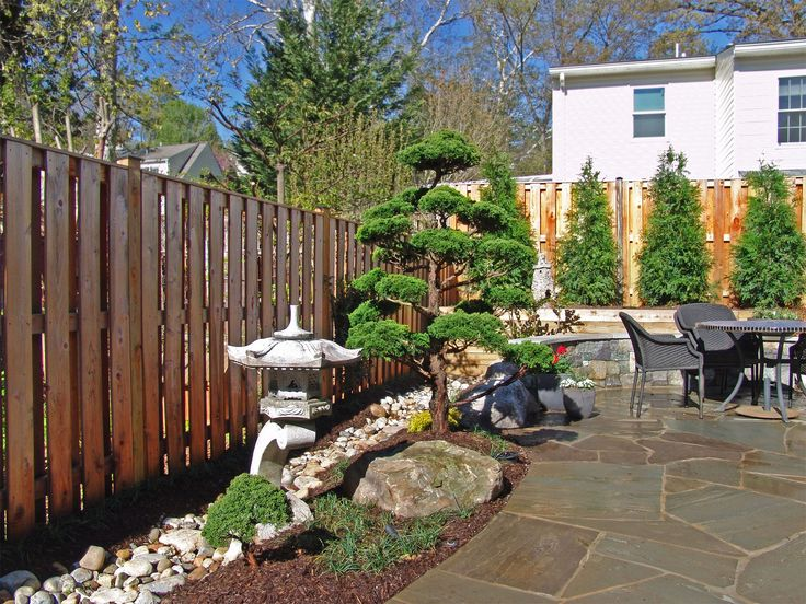 Japanese Garden. Backyard Landscape Design And Hardscape By Leeu0027s Oriental  Landscape Art Part 79