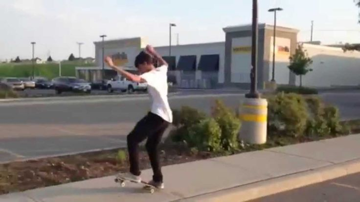 How to do skateboard tricks for beginners with our SB-1 complete skatebo...