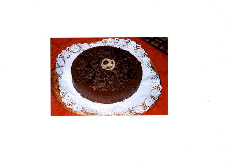Marquisse de chocolate!