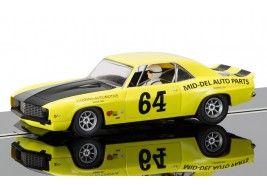Chevrolet Camaro 1969 - Rolex Monterey Motorsports Reunion 2012