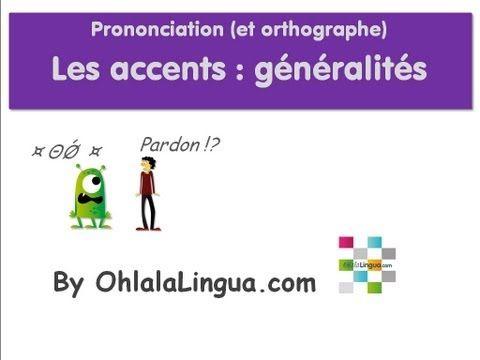 La pronunciación 8.