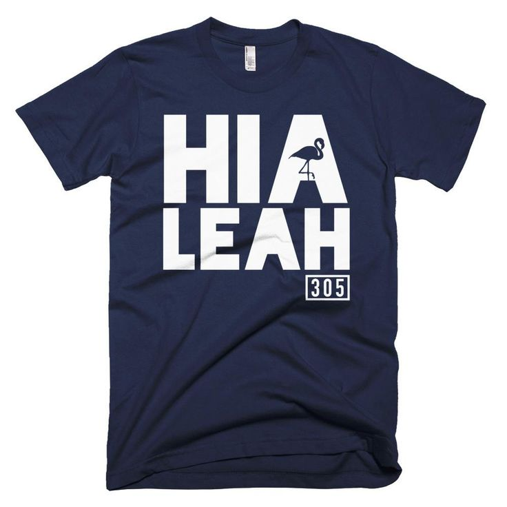 Hialeah White Mi Barrio Shirt