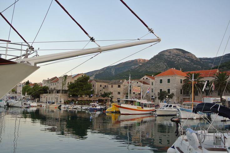 Bol, Brac Island, Croatia