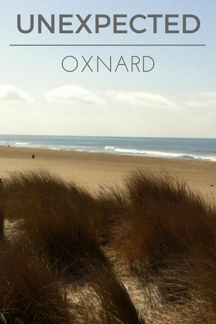Finding unexpected beauty in Oxnard, California #Beaches #Travel #California #SoCal