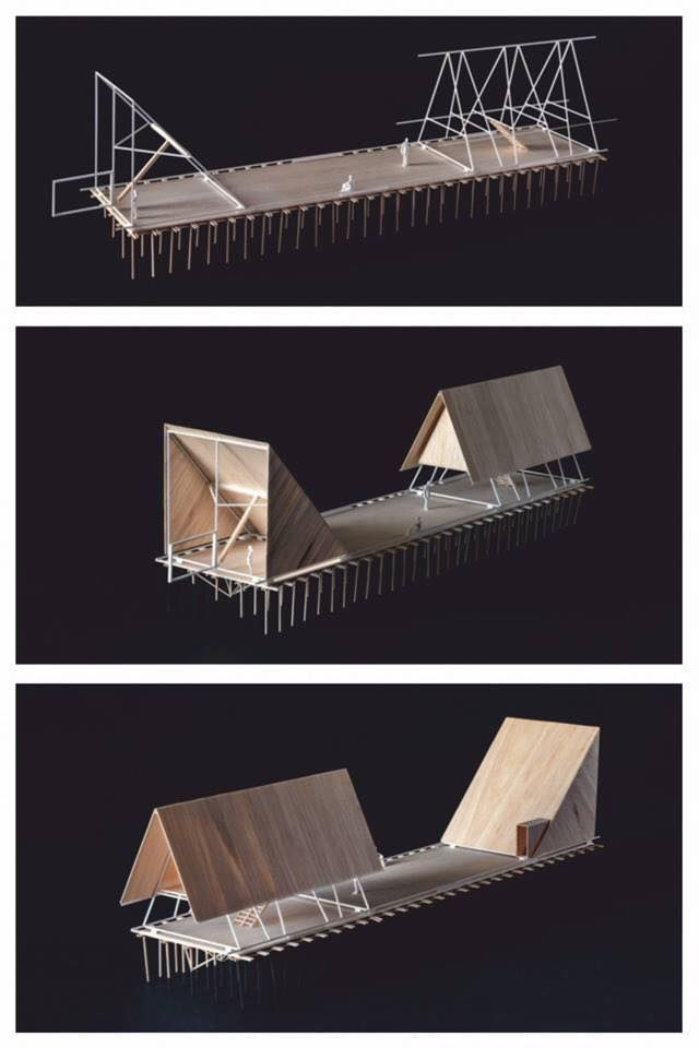 Smiljan Radić, Prism House + Terrace Room, Coingu…