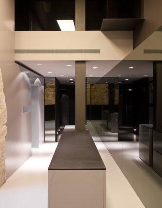 Arrop restaurant in Valencia, Spain by architect Francesc Rife _