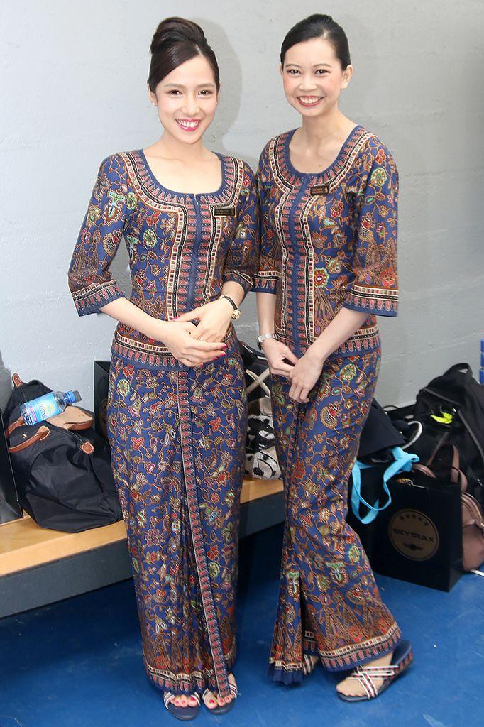 Stewardesses Singapore Airlines | totoro - David D. | Flickr